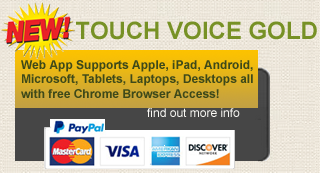 Get More Natural Sounding Voices For Touch Voice + (Android